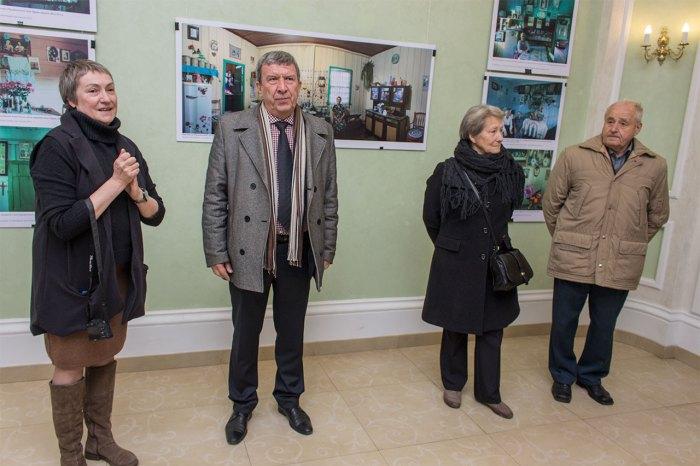 Відкриття фотопроекту «Наближення» в галереї Гері Боумена