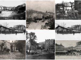 П'ять площ посеред стародавнього Львова