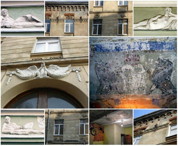 Таємниці кам'яниці під номером 71 на вулиці Івана Франка