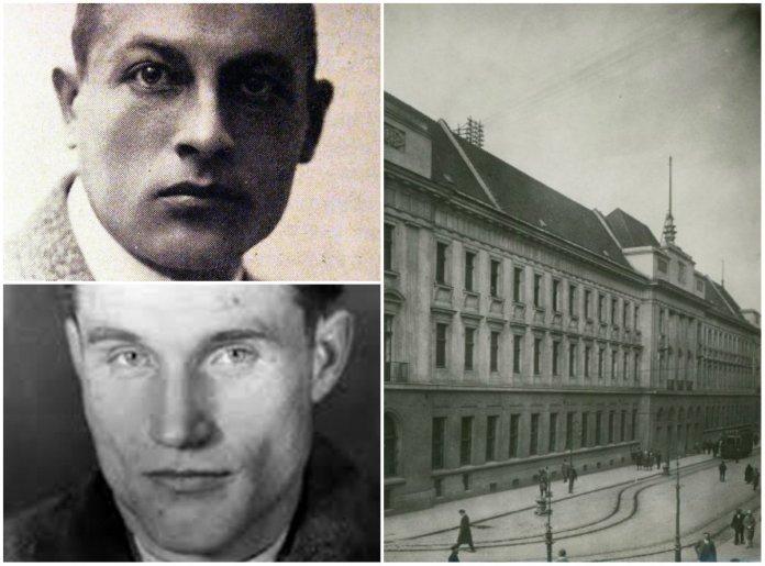 Надзвичайно вдалий «екс», або пограбування 1925 року