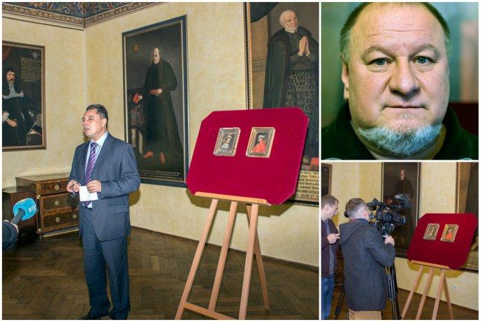 Львівському історичному музею повернули вкрадені майже 60 років тому картини