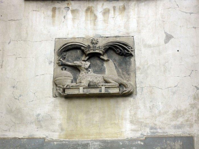 Емблема ордену домініканців