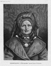 Войцех Грабовський, «Міщанка з Бучача», 1885 рік