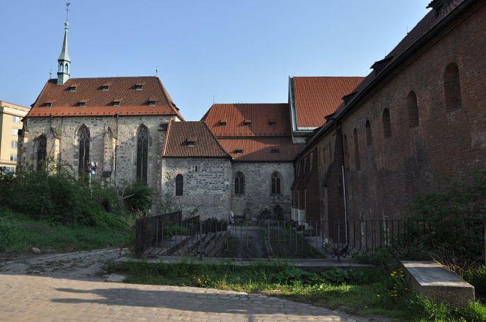 Анежський монастир. Фото з http://www.wikiwand.com