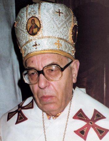 Владика Филимон Курчаба – протоігумен Львівської віце-провінції Чину Найсвятішого Ізбавителя з 1950 по 1990 р.