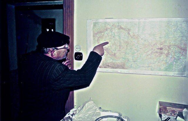 Отець Ярош планує наступну місію