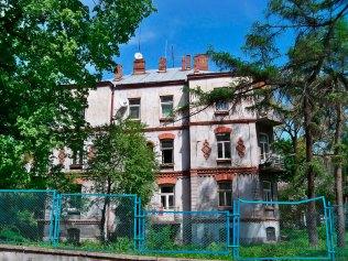 Колишня вілла Павла Світальського, збудована наприкінці ХХ ст. (вул. І. Котляревського, 4). Фото: http://kartagoroda.com.ua/