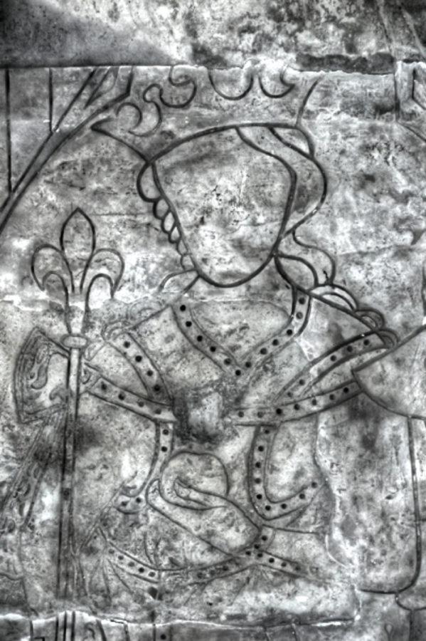З могили Кунігунди. Фото з http://www.wikiwand.com