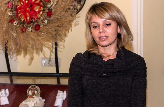Начальник управління культури департаменту з питань культури, національностей та релігій ЛОДА Мирослава Туркало
