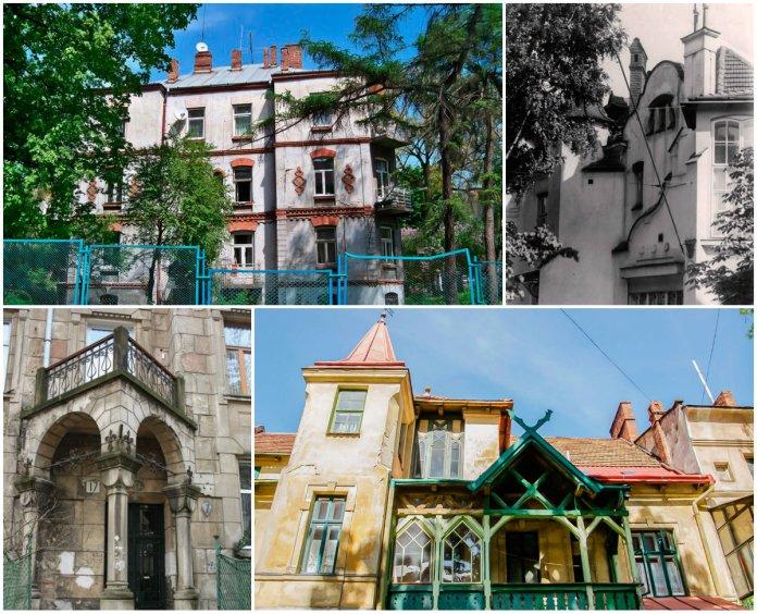 Таємниці розкішних кам'яниць вулиці Котляревського