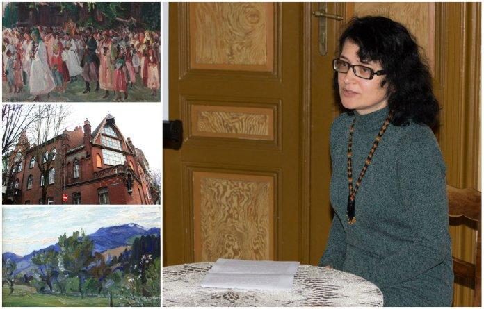 Історія будинку: від вілли Яна Стики до музею Олекси Новаківського