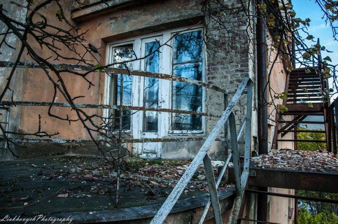 Львів, північна частина вул. І. Вільде, фото М. Ляхович