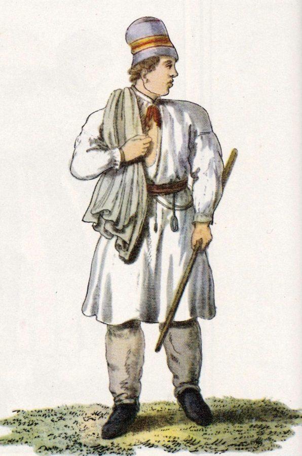 Парубок з Клепарова 1834 р.