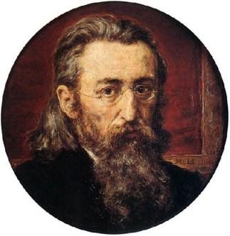 Автопортрет Яна Матейка