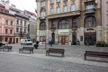 Площа Яворського, 2016 р.