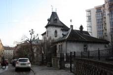 Вілла архітектора збудована за його власним проектом. Фото: Анастасія Нерознак