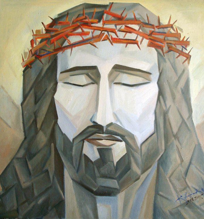 Айрапетян Варужан. Ісус Христос. 2015 рік