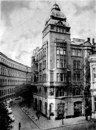 Прибутковий будинок Мойсея Рогатина, 1930-ті