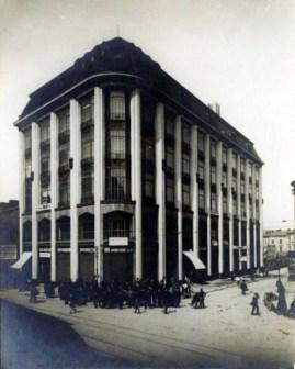 Колишній «Товарний дім», вулиця Шпитальна №1