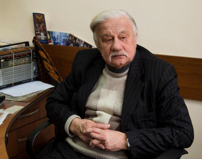 Письменник Ігор Калинець. Фото: Ксенія Янко