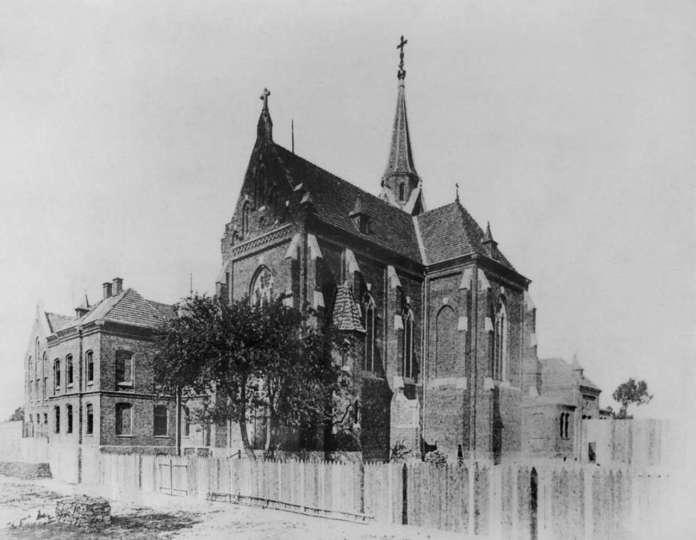 Храм Святого Климентія Папи у Львові
