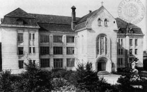 Реколекційний дім, 1911 р.