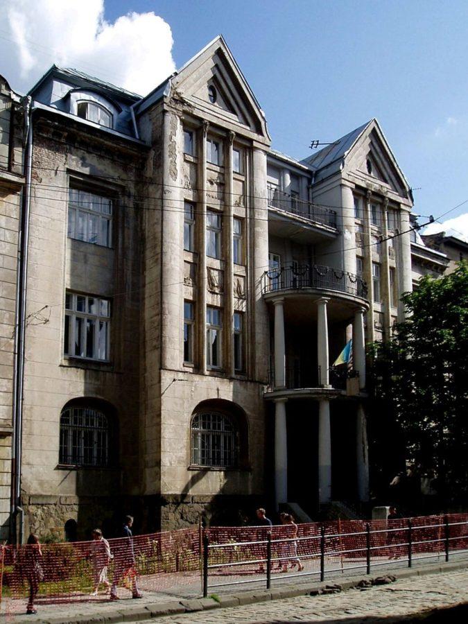 Будинок на вул. Генерала Чупринки №49