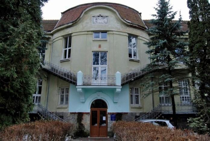 Львівська обласна інфекційна клінічна лікарня, сучасний виглядЛьвівська обласна інфекційна клінічна лікарня, сучасний вигляд