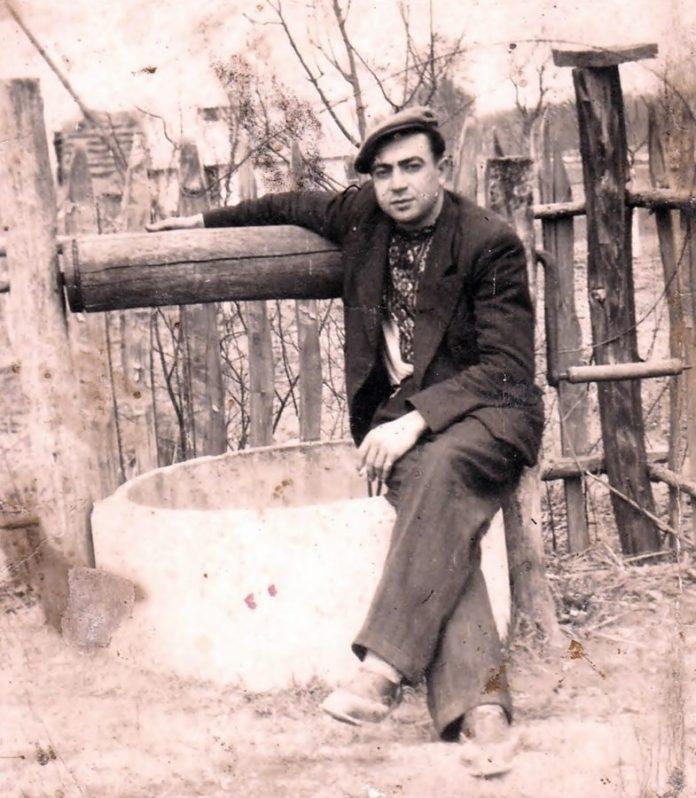 Місцевий газда Михайло Батіг