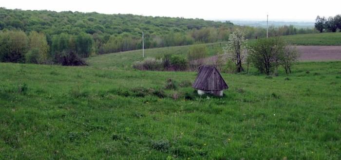 Польова криниця у Деревачі