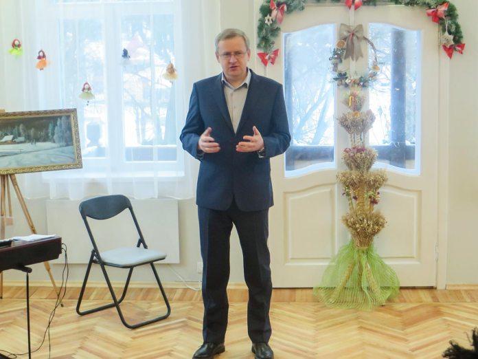 Привітання від міського голови п. Андрія Кульчинського, 12 січня 2017