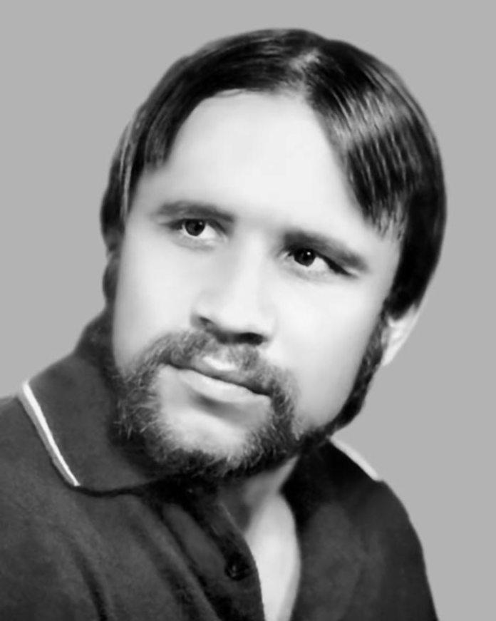 Роман Горак на початку літературного шляху