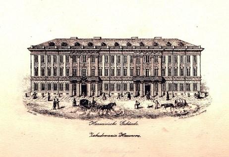 К.Ауер. Будинок Гауснера 1846-1847 рр.