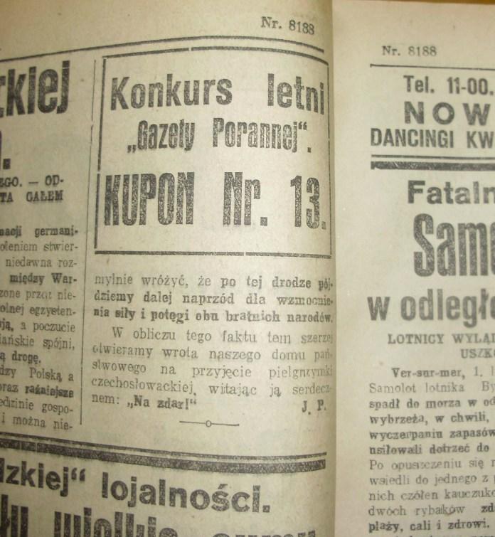 """Gazeta Poranna"". Конкурс. Фото Є. Гулюка"