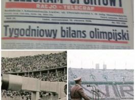 Гітлерівська Олімпіада 1936 року на шпальтах львівської газети