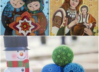 Розкішна виставка в Трускавці, або в Новий рік з Благословенням Господнім!