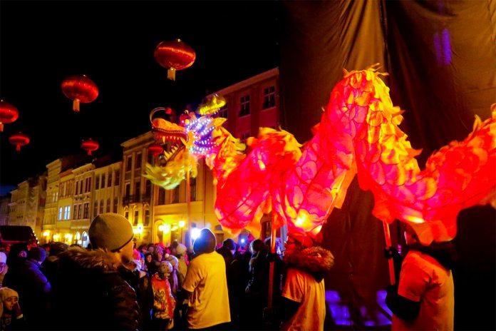Зустріч Нового року за китайським календарем у Львові, 27 січня 2017 року. Фото http://varta.com.ua