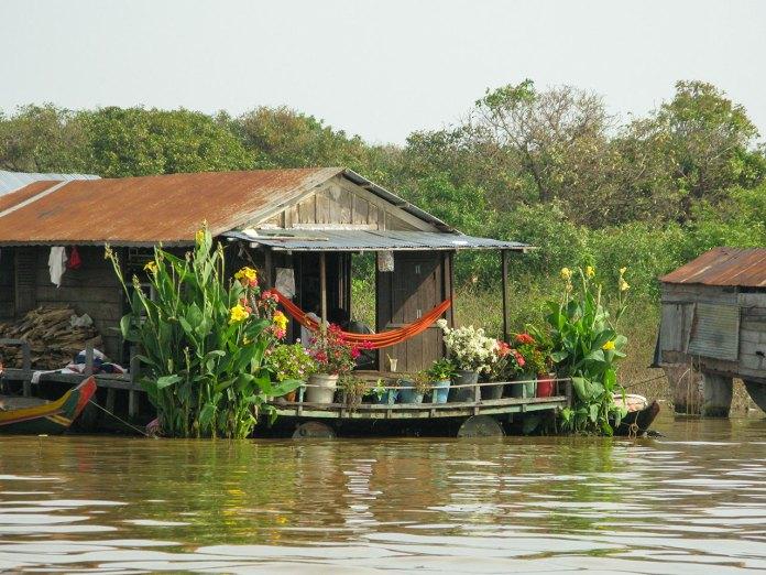 Плавучі села Камбоджі