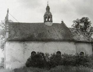 Костел св. Валентина у Раковці