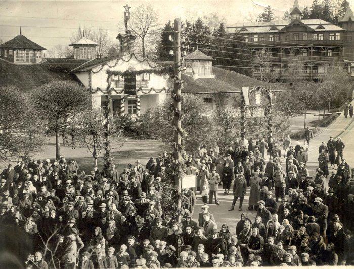 Трускавець. Вибори депутатів до Народних Зборів Західної України, 22 жовтня 1939 року