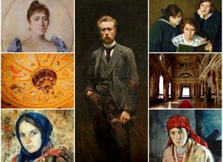 Олександр Авґустинович – художник, який оздоблював Оперний театр