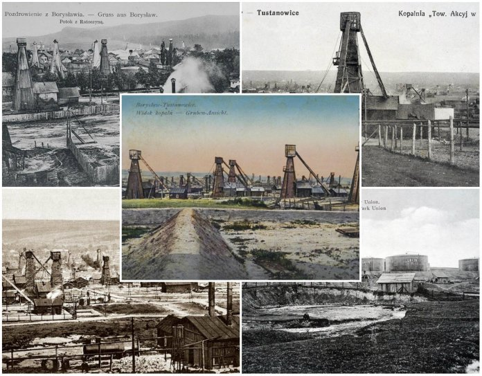 Таємниці галицьких надр. Нафтовидобування у Галичині австро-угорського періоду кінця XIX століття