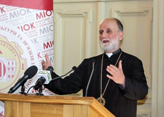 Єпископ української греко-католицької церкви Борис Ґудзяк