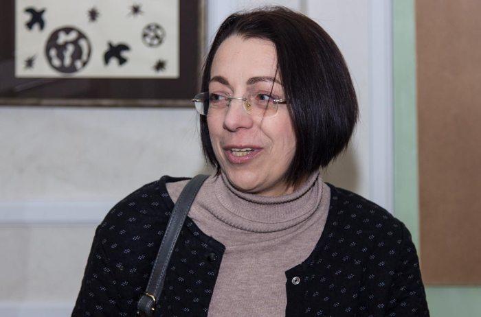 Наталка Космолінська
