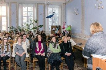 Творча зустріч-знайомство з письменницею та журналісткою Людмилою Пуляєвою-Чижович