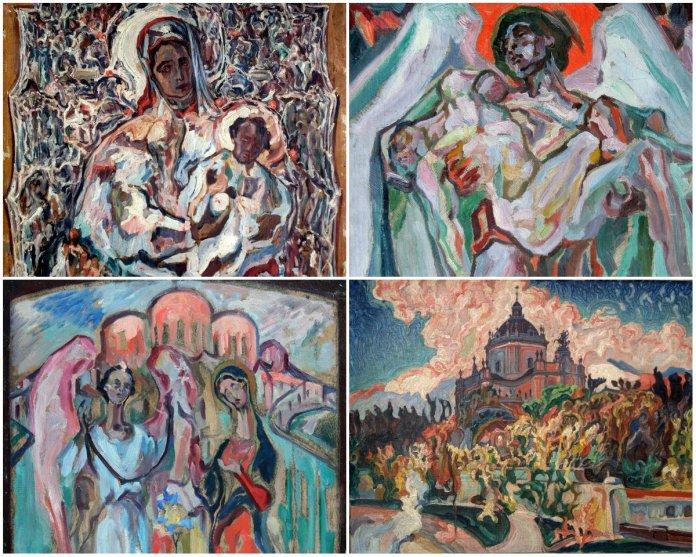 «Сакральне мистецтво» Олекси Новаківського