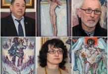 Ювілейна виставка творів Олекси Новаківського «Сакральне мистецтво» відкрилася у Львові
