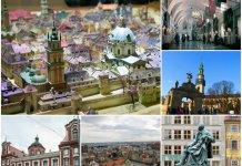 Частинки Львова, або що пов'язує наше місто із Вроцлавом та Ченстоховою