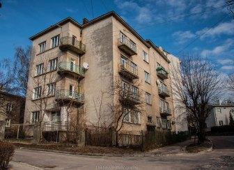 Львів, будинок по вул. Пісковій, 21, фото Мирослави Ляхович