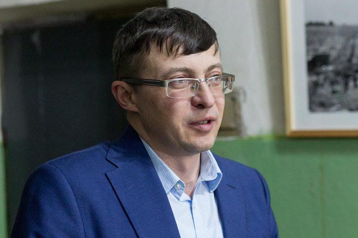 Директор Національного музею-меморіалу жертв окупаційних режимів «Тюрма на Лонцького» Руслан Забілий